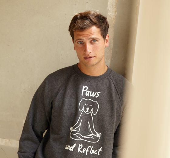 Paws & Reflect Sweatshirt