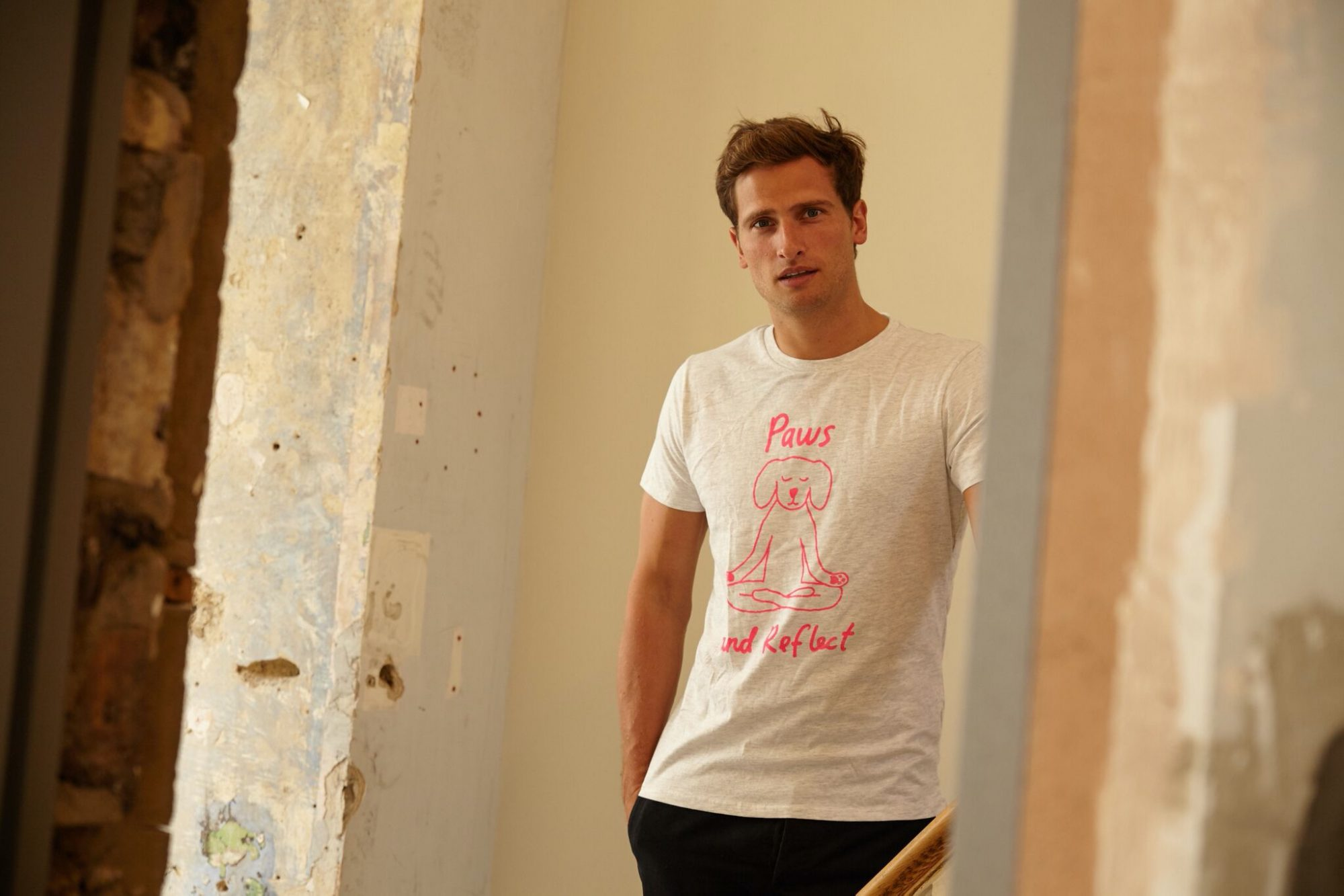Support international dog rescue with the Wild at Heart Foundation clothing range