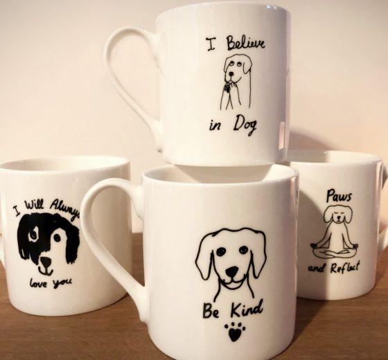 China mug (assorted designs)