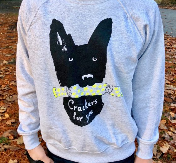 Christmas Sweatshirt – Crackers For You
